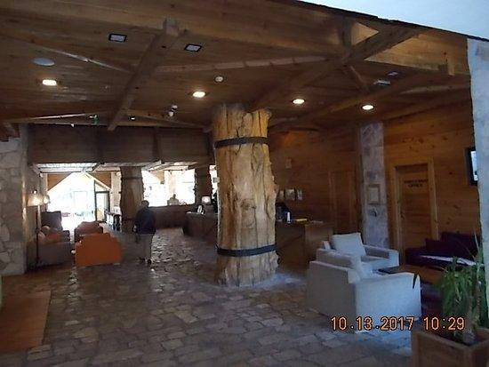 Bianca Resort & Spa: The foyer.