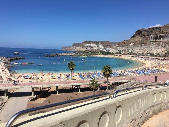 Playa de Amadores: photo1.jpg