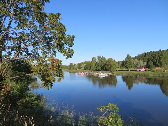 Porvoo, Finland: lake nearby