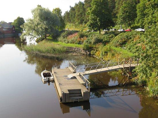 พอร์วู, ฟินแลนด์: View from in town