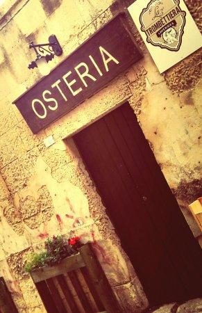Maglie, Italia: Osteria la trombettiera