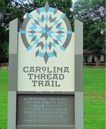 Belmont, NC: sign