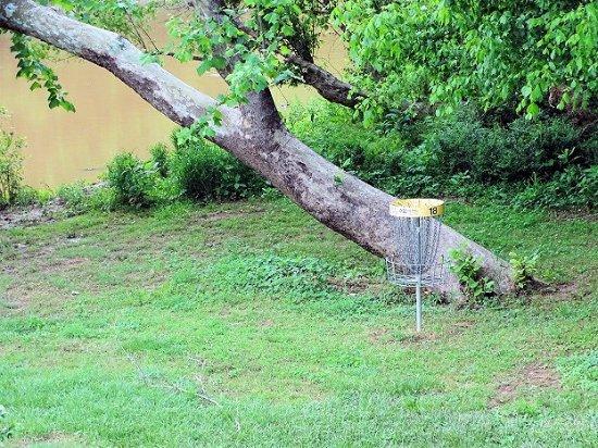 Belmont, NC: disk golf