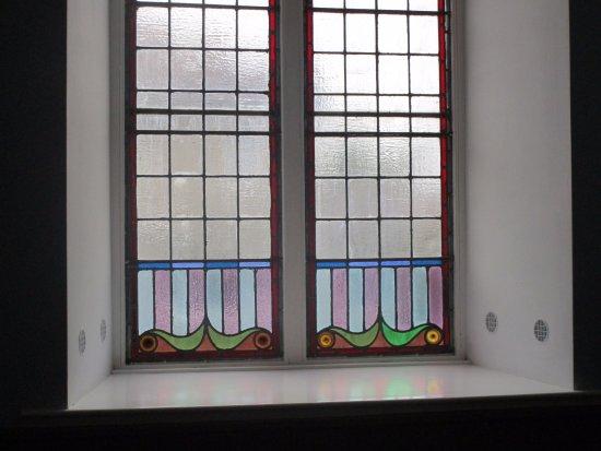 Templepatrick, UK: Window bottoms.