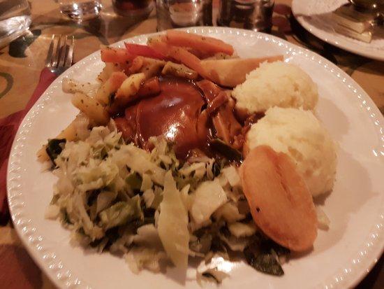 The Quays Restaurant : Turkey