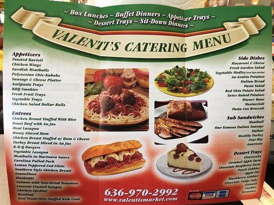 Saint Peters, MO: Valenti Market