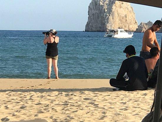 Cabo san lucas nude beach pic