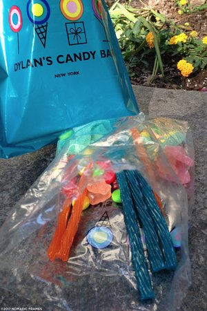 Dylan's Candy Bar : Our most recent booty from Dylan's
