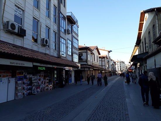 Tarihi Bedesten Çarşısı, 15.10.2017, Meram, Konya