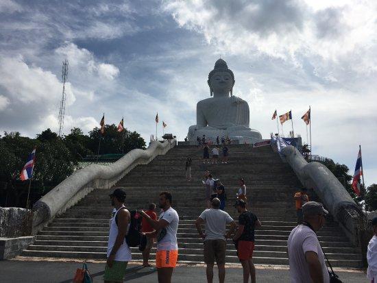 Chalong, Tailândia: Большой Будда Пхукета