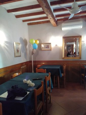 Quistello, Italia: Sala per ricorrenze.