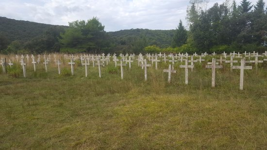 Kampor, Croacia: Grave Yard - No more info
