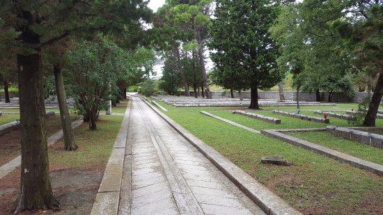 Kampor, Croacia: Memorial Stones