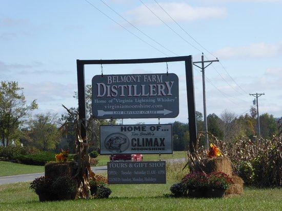 Culpeper, VA: Sign