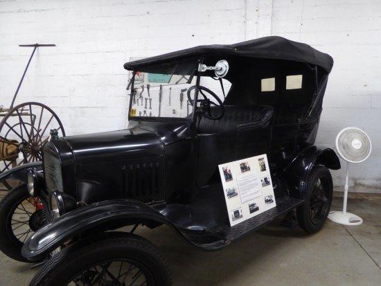 Orange, VA: 1942 Model T