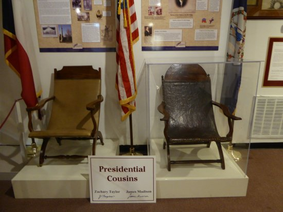 Orange, VA: Taylor Chair and Madison Chair