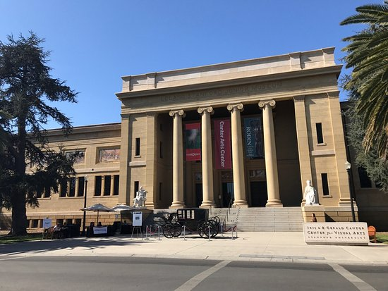 Cantor Arts Center: Great place to bring your children on the weekend.