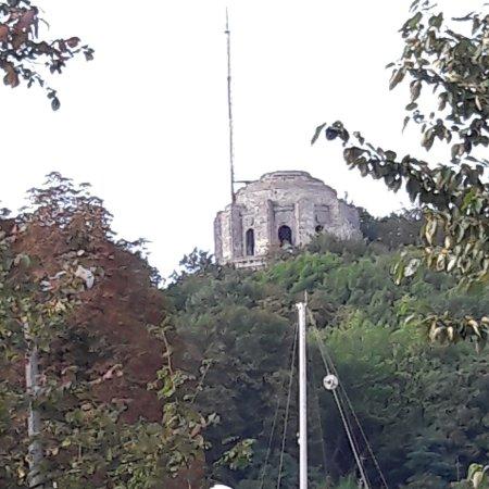 Wieża Gocławska Wieża Bismarcka