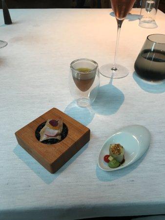esszimmer bild von esszimmer fine dining restaurant in der bmw welt m nchen tripadvisor. Black Bedroom Furniture Sets. Home Design Ideas