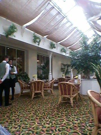 Arundel House Hotel Cambridge Restaurant