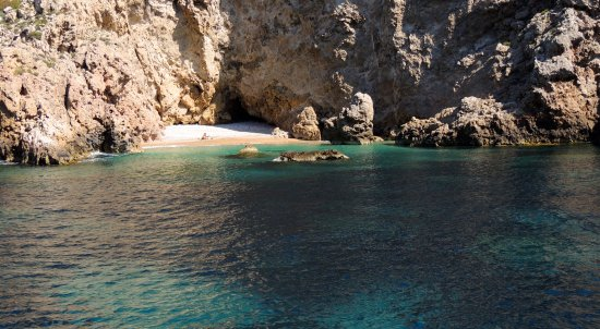 visita atlantis en barco - Picture of Navega Por Ibiza