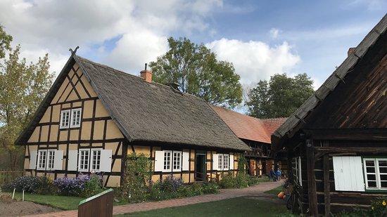 Luebbenau, Tyskland: Freilichtmuseum Lehde