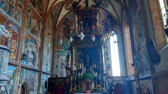 Virgen 사진