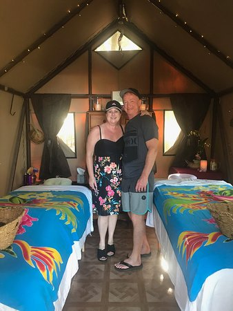 Anahola, HI: Kauai Couples Massage