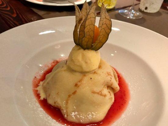 Crespella Frutta at Impronta Cafe