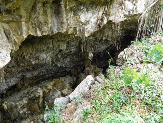 Saturno Cave: Amazing cave experience without feeling closed in.