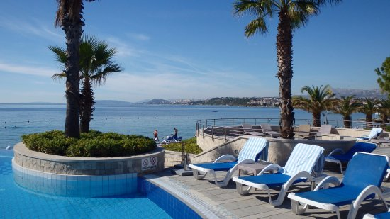 Le Meridien Lav Split: Outdoor pool