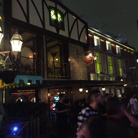 in Bogota where you can find the mega gay club