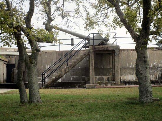 Fort Hancock, NJ: Battery Gunnison