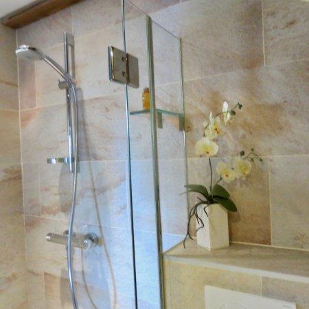 Bolquere, France: La ducha