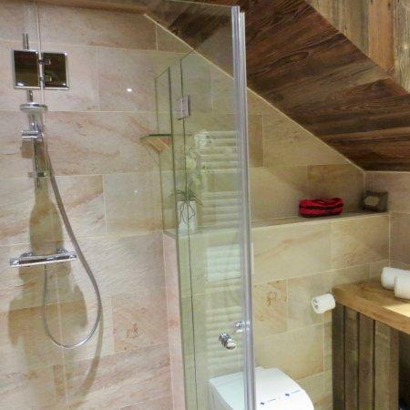 Bolquere, Francia: El baño.