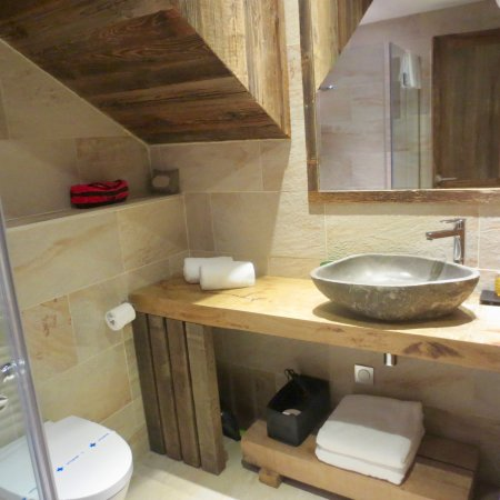 Bolquère, Francia: Otra vista del baño.