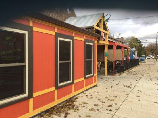 Belleville, MI: Bayou Grill