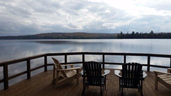 Whitney, Canada: Simple quietness