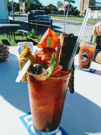 Boonville, MO: WJ's Bloody Mary
