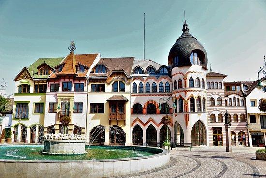 Courtyard of Europe