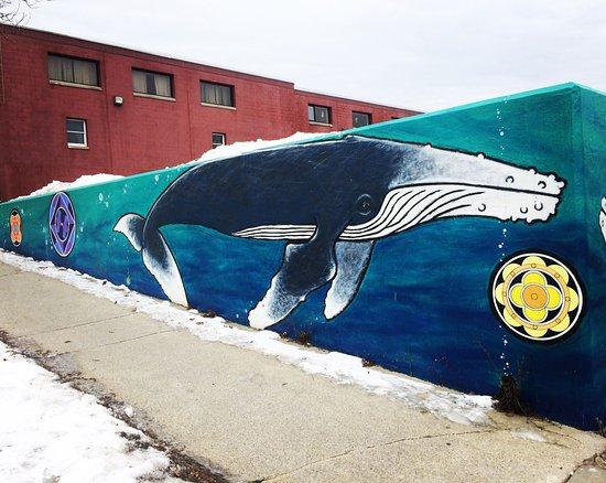 Rutland, Vermont: Rutland murals