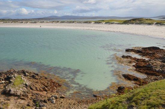 Roundstone, Irland: prestine sand of Dog's Bay