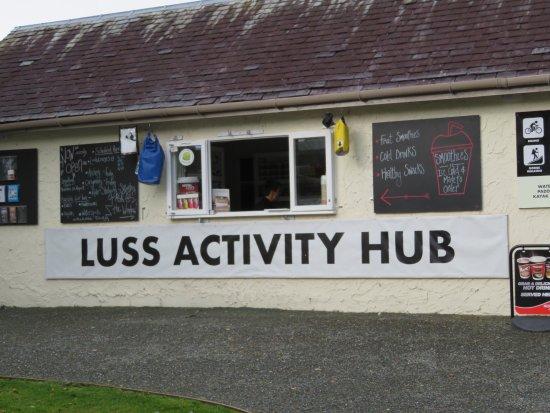 Luss, UK: Visitors Center