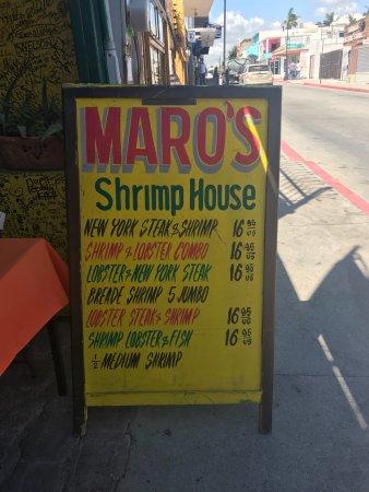 Maro's Shrimp House: photo0.jpg