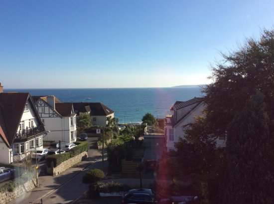 The Falmouth Hotel: View from room