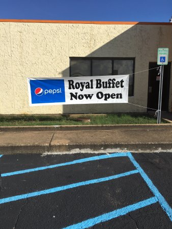 Northport, AL: New ownership. New name. It is now Royal Buffet.