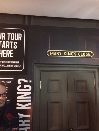 The Real Mary King's Close: photo1.jpg