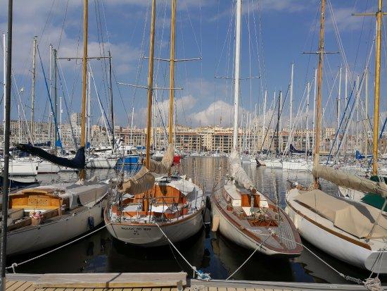 Petit Train Marseille visite du Vieux-Port