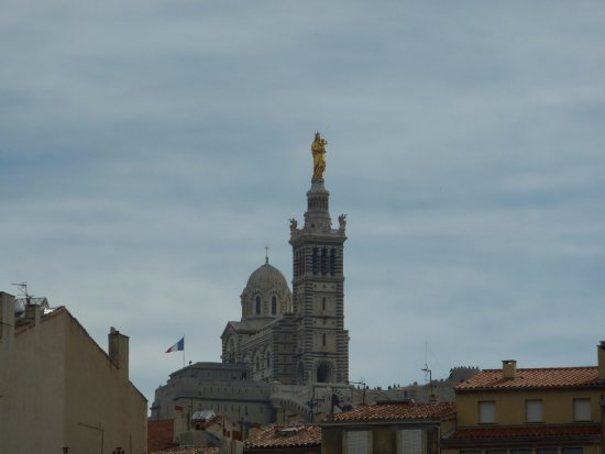 Petit Train Marseille - Notre Dame de la Garde