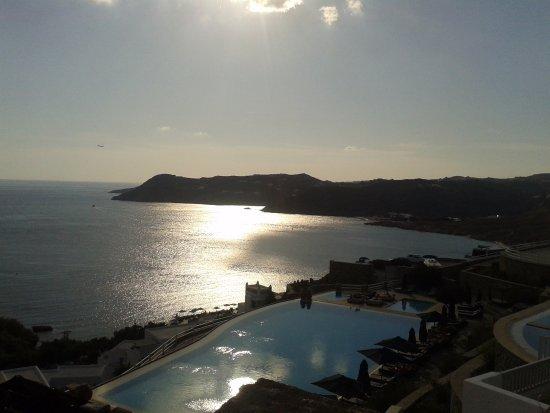 The Best Mykonian Resort On Elia Beach